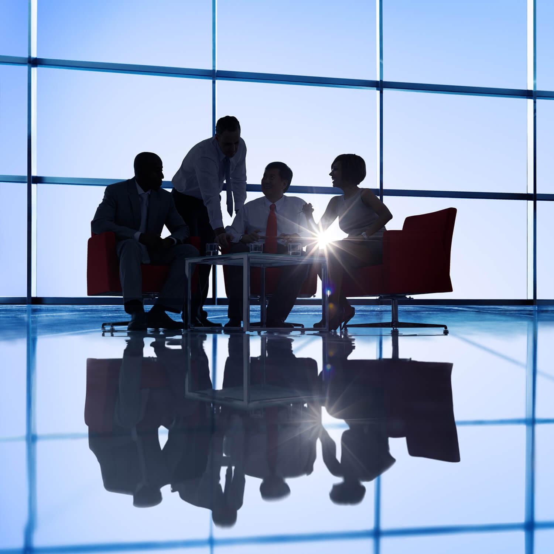 Business Leadership Square
